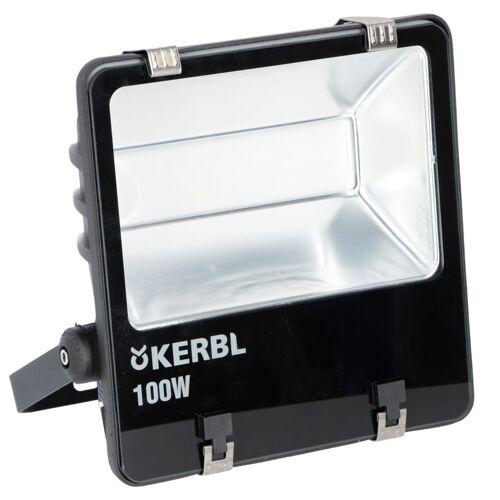KERBL LED-Außenstrahler LED-Außenstrahler 100 Watt ohne Bewegun...