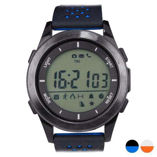 BigBuy Tech Smart Watch mit Schrittzähler Fitness Explorer 2 LCD Blue...