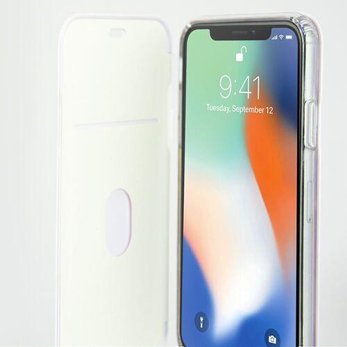 BigBuy Tech Handyhülle mit Folie Iphone Xxs Hard Case Rot