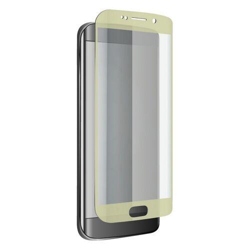 BigBuy Tech Bildschirmschutz aus Hartglas Samsung Galaxy S6 Edge Gekr...