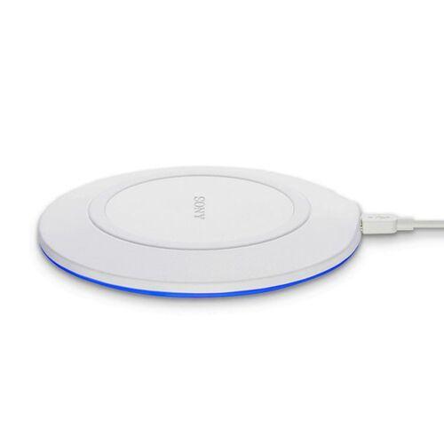 Sony Wireless Smartphone Qi Ladegerät Sony CP-WP1 LED 5W Weiß