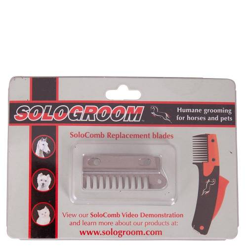 SoloGroom Messer SoloComb -
