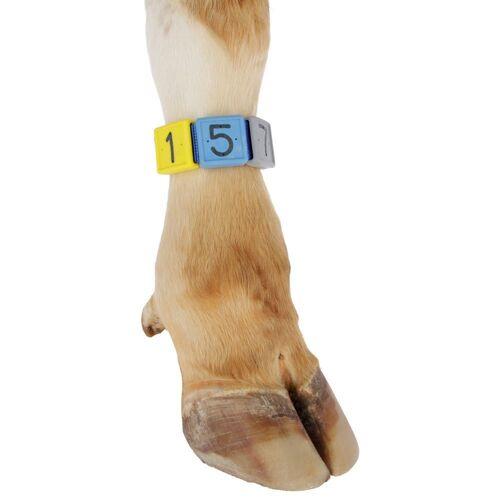 KERBL Fußbandnummern Fußbandnummern 0 - 9 36 mm 36 mm