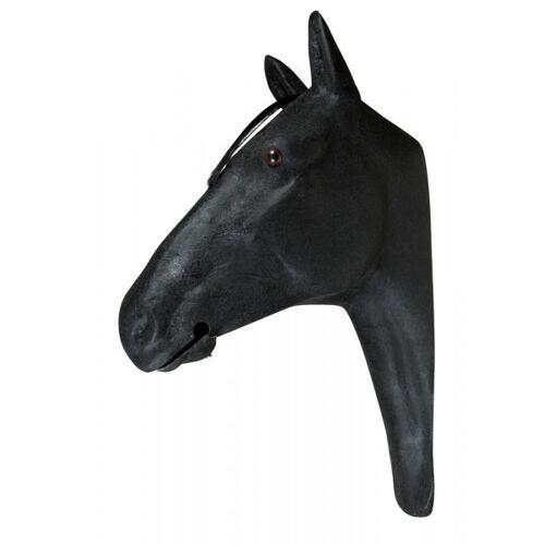 PFIFF Deko-Pferdekopf schwarz 1