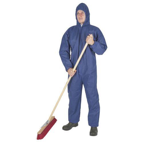 KERBL Einwegoverall blau XL