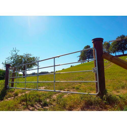 KERBL Weidetore verstellbar 110 cm Weidetor 5 - 6 m verstellbar