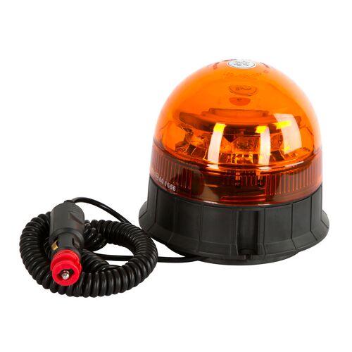 KERBL LED-Rundumleuchte mit Magnetfuß