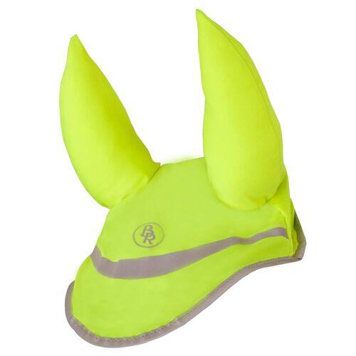 BR reflektierende Ohrenhaube gelb