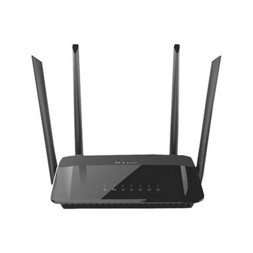 D-Link Wireless Router D-Link DIR-842 WPS WAN 5 GHz Schwarz