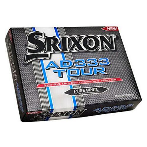 Srixon Golfball Srixon AD333 Tour Weiß 12 Uds