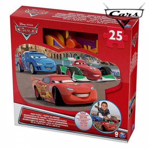 Cars Puzzle Cars 9672