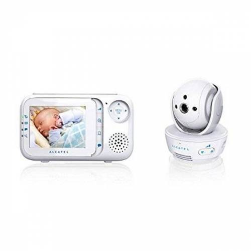 Alcatel Babyphone mit Kamera Alcatel Baby Link 710 28 LCD PURES...