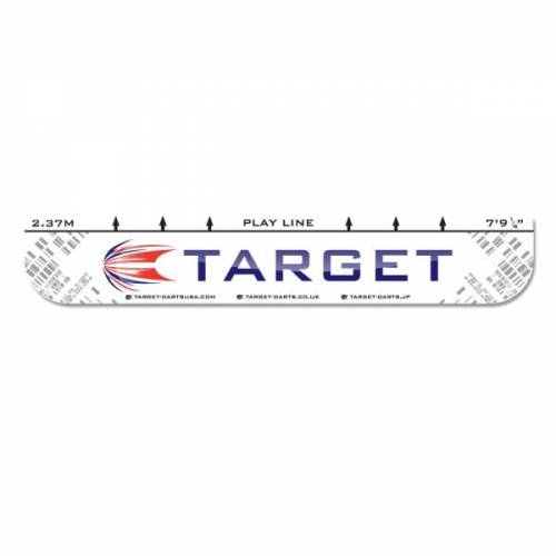 Target Abwurflinie