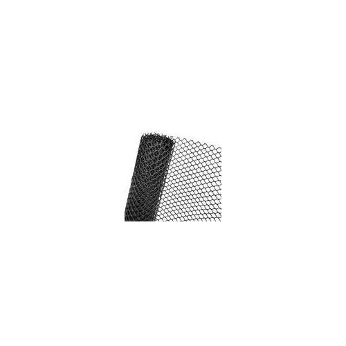 HaGa-Welt RASENSCHUTZGITTER 1,3m x 25m Masche 30mm Schutzgitter in schwarz
