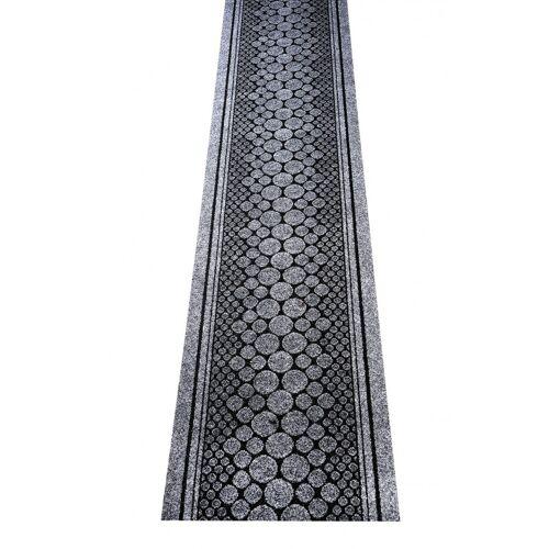Küchenteppich / Schmutzfang / Teppichläufer Stone 4251079903501 blau