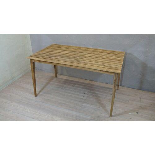 Wohnliebhaber Gartentisch Esstisch Balkontisch Tisch Holz