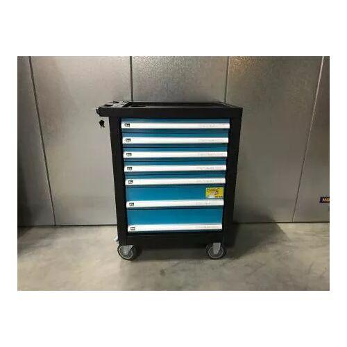 FK-Automotive FK Werkstattwagen Set Werkzeugaufbewahrung Werkzeugschrank für Ordnung in der Werkstatt