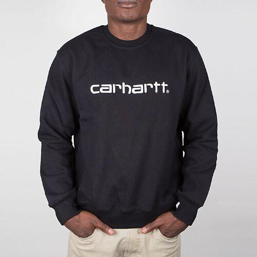 Carhartt Work in Progress Carhartt WIP Sweater - Black / Wax M