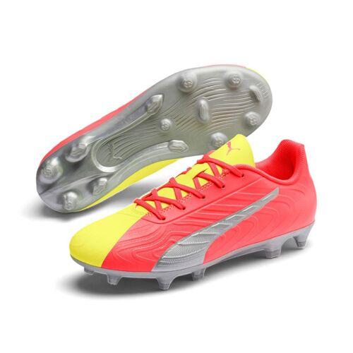 Puma One 20.4 OSG FG/AG Jr Kinder Outdoor Fußballschuh 105973 01 36 EU