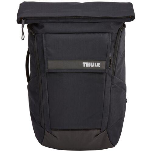 Thule Paramount Backpack 24L Wetterfester Rucksack Laptop Tagesrucksack 3204213 Schwarz Schwarz