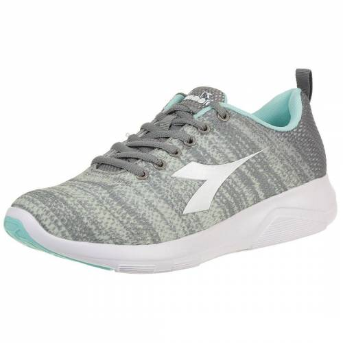 Diadora X Run Light 3 W Damen Laufschuh Sneaker Turnschuh grau  40 EU