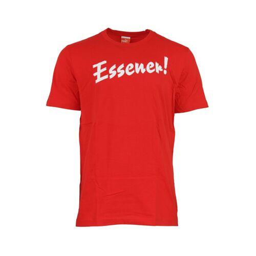 Puma Blank RWE Tee ESSENER Logo Herren T-Shirt Essen XS