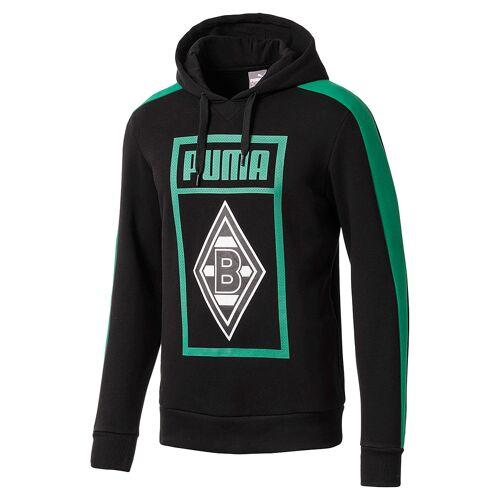 Puma BMG Shoe Tag Hoody Borussia Mönchengladbach Herren Sweatshirt 754176 01 S