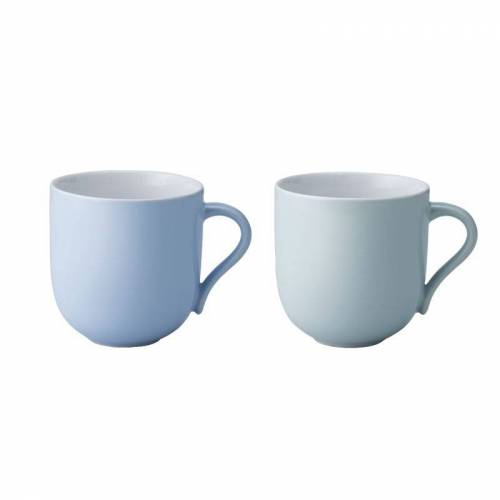 STELTON Mugs (X2) - Emma Blue - Stelton
