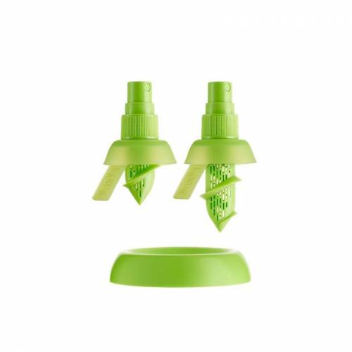 LEKUE Set of 2 Citrus Sprays Green - Lekue