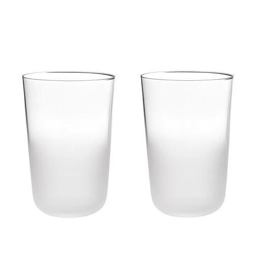 STELTON Glass Cup Frost (X2) - Nº.1 - Stelton