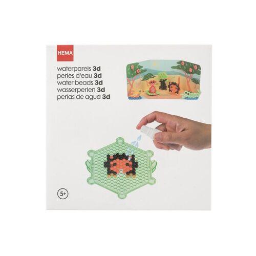 HEMA 3D-Wasserperlenset