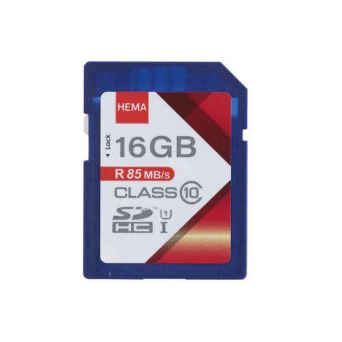 HEMA SD-Speicherkarte, 16 GB