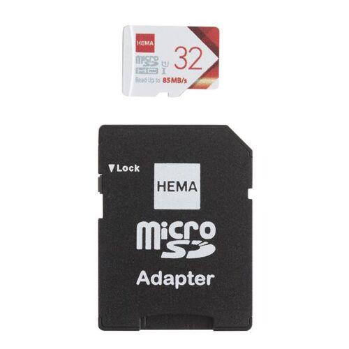 HEMA Mikro-SD-Speicherkarte, 32 GB
