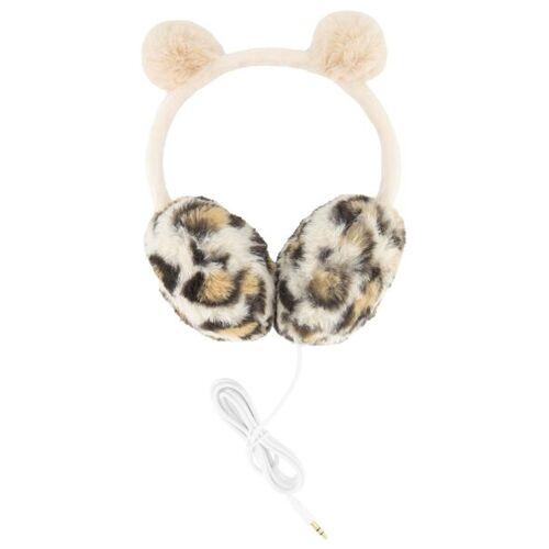 HEMA Kopfhörer, Verstellbar, Leopard