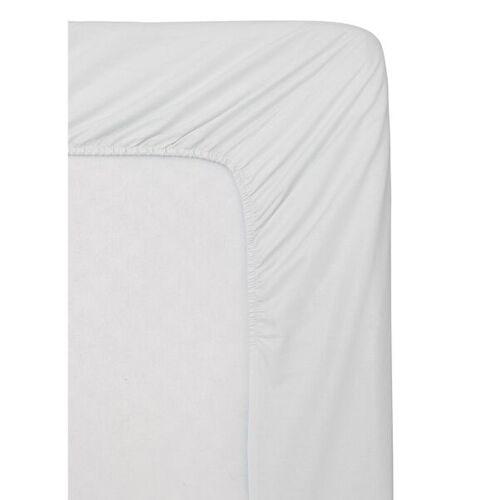 HEMA Spannbettlaken - Weiche Baumwolle - 140 X 220 Cm - Weiß