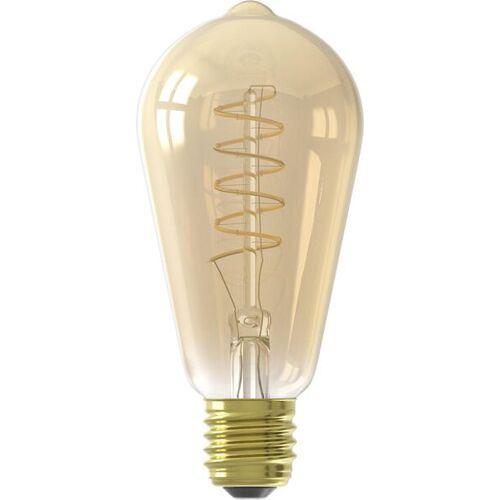 HEMA LED-Lampe, 4W, 200Lumen, Edison, Gold