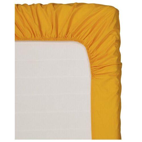HEMA Kinder-Spannbettlaken, 60 X 120 Cm, Gelb