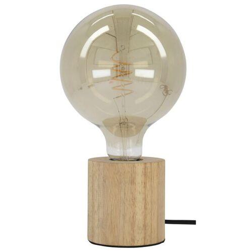 HEMA LED-Lampe Mit Holzhalter - 100 Lumen - Smokey