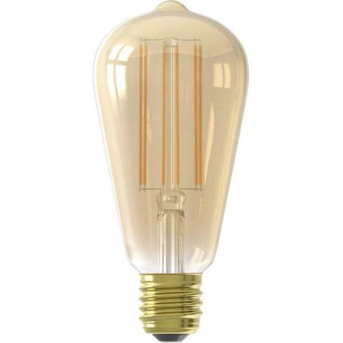 HEMA LED-Lampe, 4W, 320Lumen, Edison, Gold