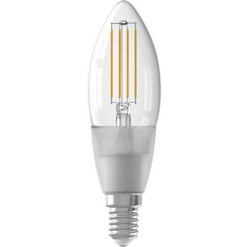 HEMA Smart-LED-Lampe, Kerze, E14, 4.5W, 450 Lm, Klar