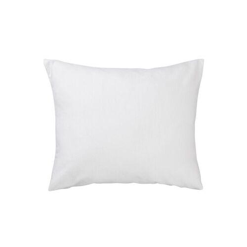 HEMA Molton-Kissenbezug - Stretch - Weiß