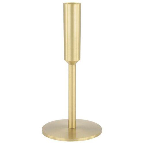 HEMA Kerzenhalter, Ø 9.3 X 20 Cm, Metall, Golden