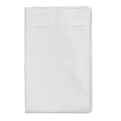 HEMA Bettlaken - Baumwolle - Weiß