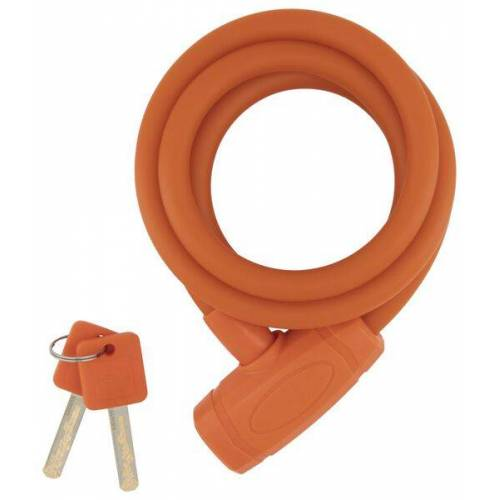 HEMA Spiralschloss, 180 Cm / Ø 12 Mm, Rot