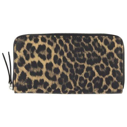 HEMA Portemonnaie, 10 X 19 Cm, Leopardenmuster