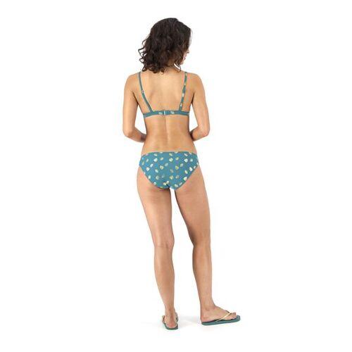 HEMA Damen-Bikinislip Dunkelgrün