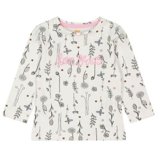HEMA Baby-Shirt, Love Grows Eierschalenfarben