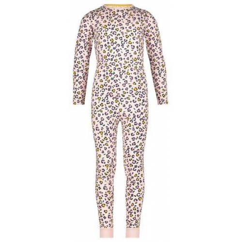 HEMA Kinder-Pyjama, Leopardenmuster Rosa