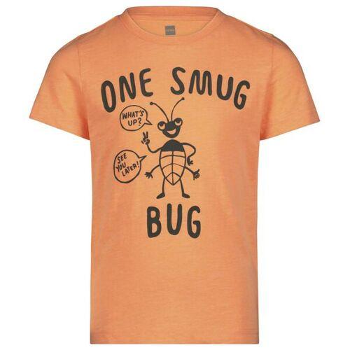 HEMA Kinder-T-Shirt, Insekten Knallorange