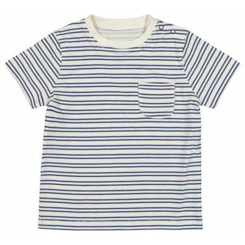 HEMA Baby-T-Shirt Eierschalenfarben